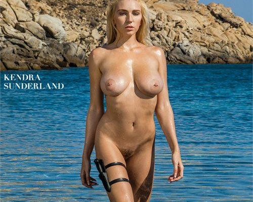 Kendra Sunderland